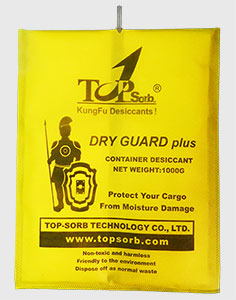 container desiccant dry guard plus 1000