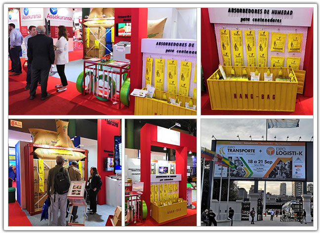 TOPSORB  International exhibition Show in Buenos Aires, 2018