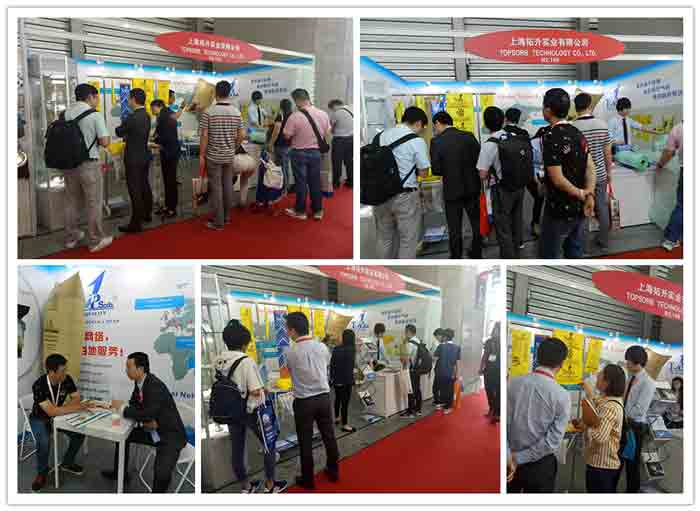 TOPSORB  Asia's Leading Exhibition, 2018